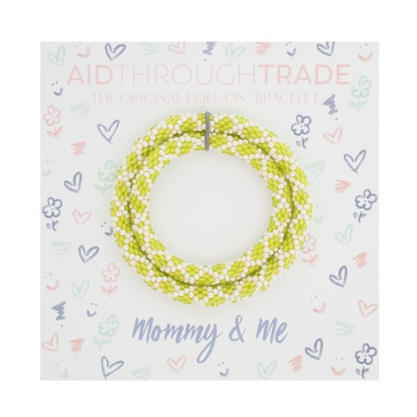 Aid Through Trade Roll-On Bracelets | Mommy & Me
