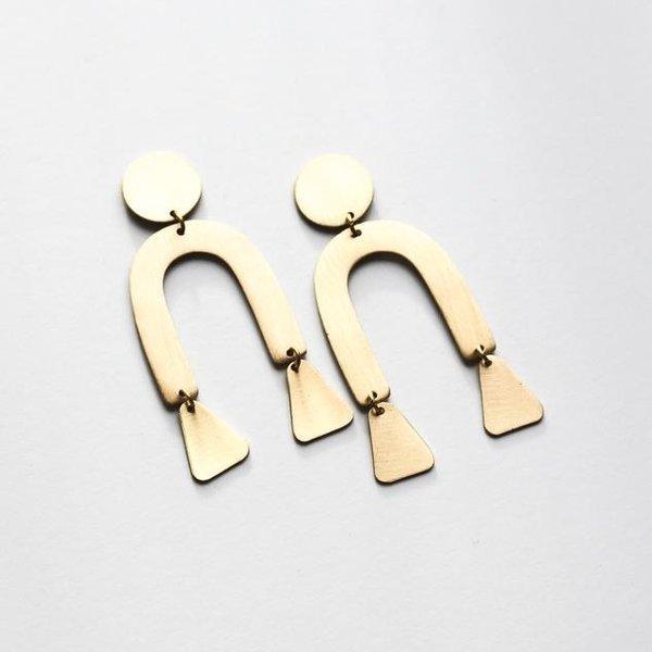 Earrings | Modern Shapes