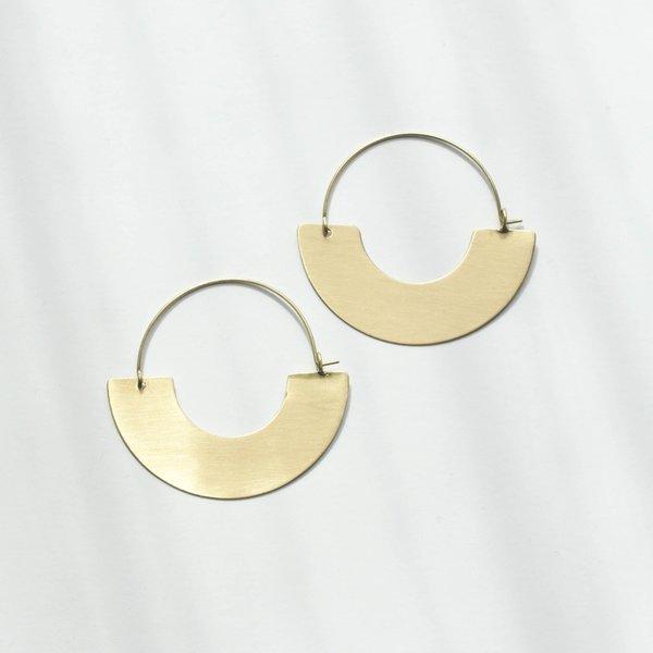 Hoop Earrings   Everyday   Small