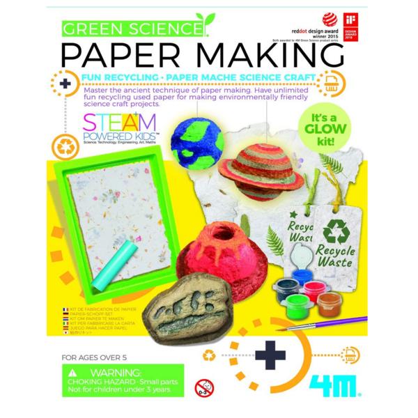 Toysmith Group Kit   Paper Making