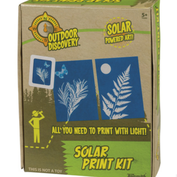 Toysmith Group Kit | Solar Print