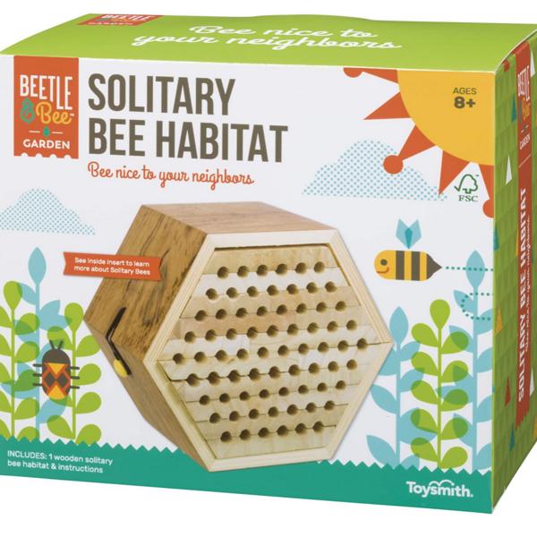 Toysmith Group Habitat Kit | Solitary Bee