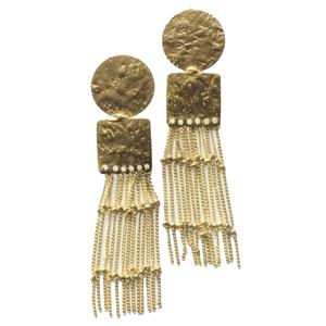 Fringe Earrings   Queen