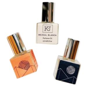 Kelly + Jones Perfume Oils | Mezcal