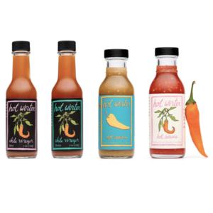 Hot Winter Hot Sauce | Hot Winter