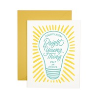 Card | Bright Young Thing