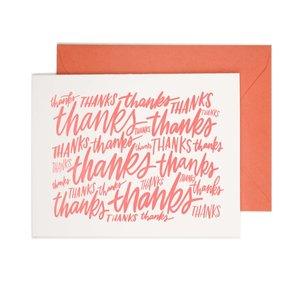 Card | Thanks Thanks