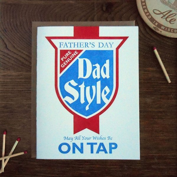 Card | Dad Style