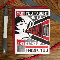 a. favorite design Card | Mom Speak Out
