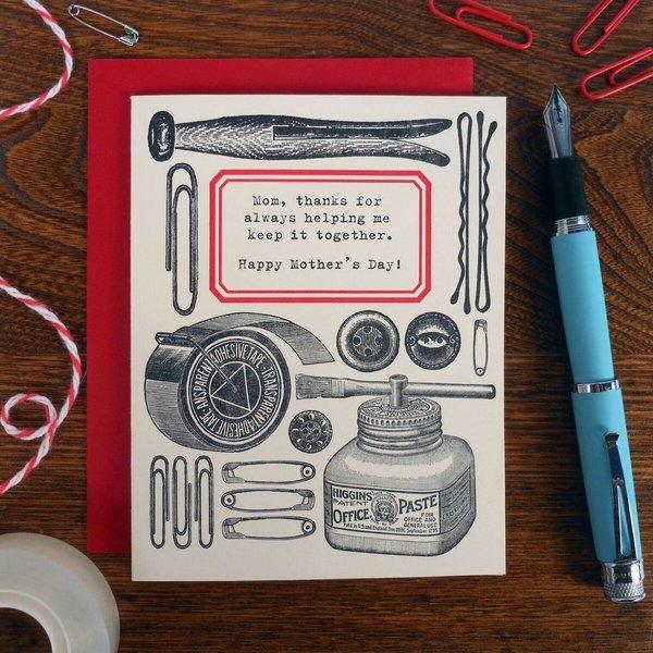 a. favorite design Card   Keep it Together Mom