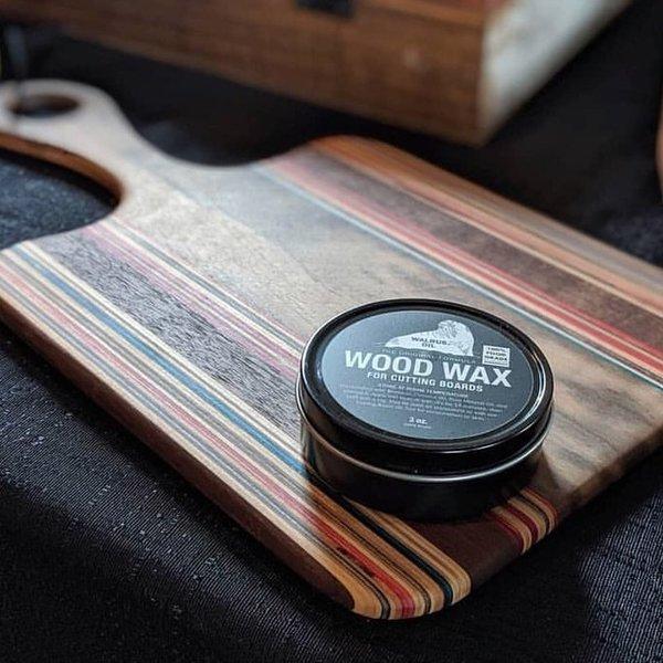 """Walrus Oil Wood Wax   """"Walrus"""" Oil"""