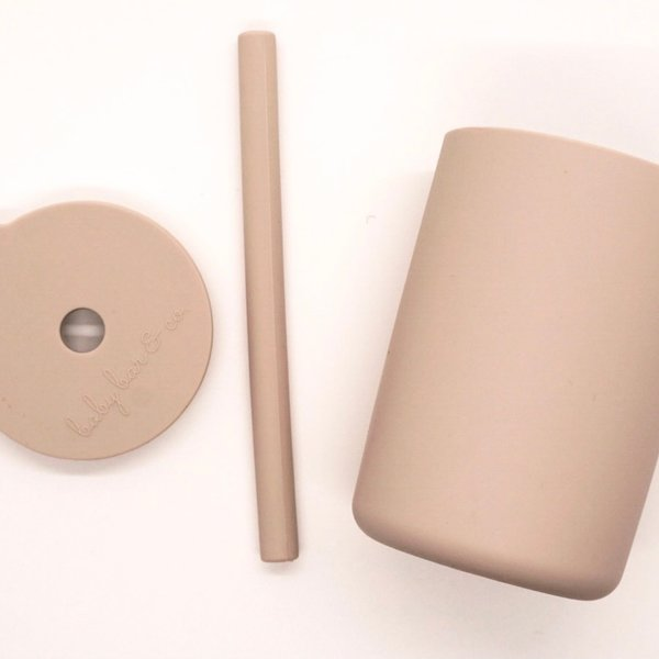 Cup & Straw Sets | Silicone