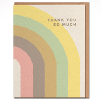 Daydream Prints Card   Thank You so Much