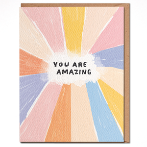Daydream Prints Card   You Are Amazing