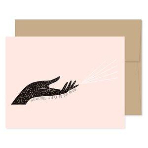 GINGIBER Card | We all Fall