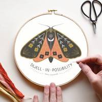 GINGIBER Embroidery Samplers