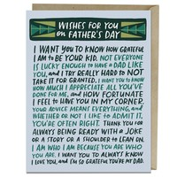 Card | Wishes for You Dad