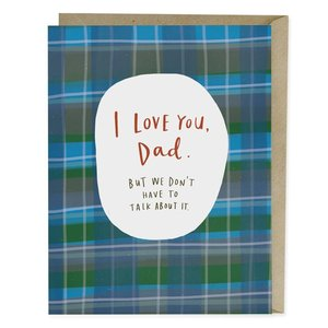 Emily McDowell Card | Love You Dad