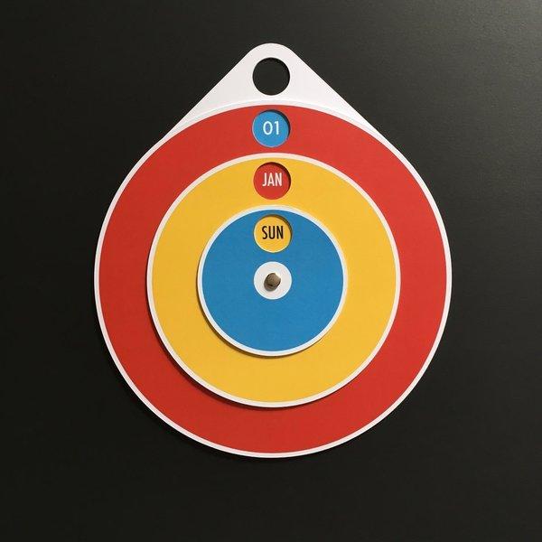 Perpetual Calendar   Rotary