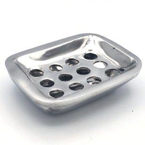Soap Dish | Recycled Aluminum
