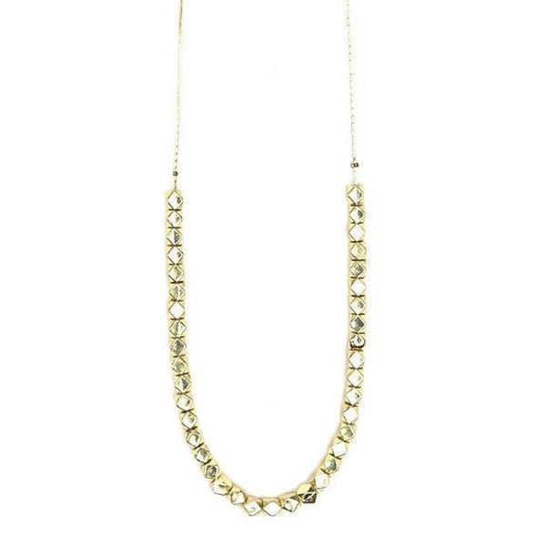 Necklace | Golden Glow