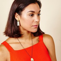 WorldFinds Earrings | Fringe Duo Studs | Just Trade