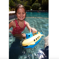 Green Toys Bath Toys | Submarine