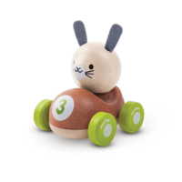 Plan Toys Toy   Bunny Racer