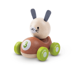 Plan Toys Toy | Bunny Racer