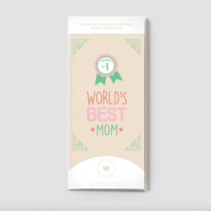Sweeter Cards Chocolate Bar Cards   Mother's Day