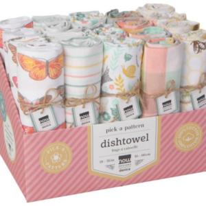 Tea Towel | Bees & Butterflies | Assorted
