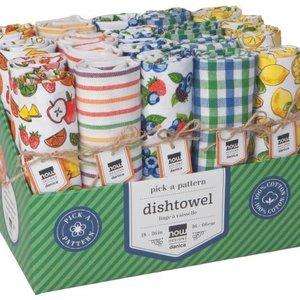 Now Designs Tea Towel | Berries & Fruit | Assorted