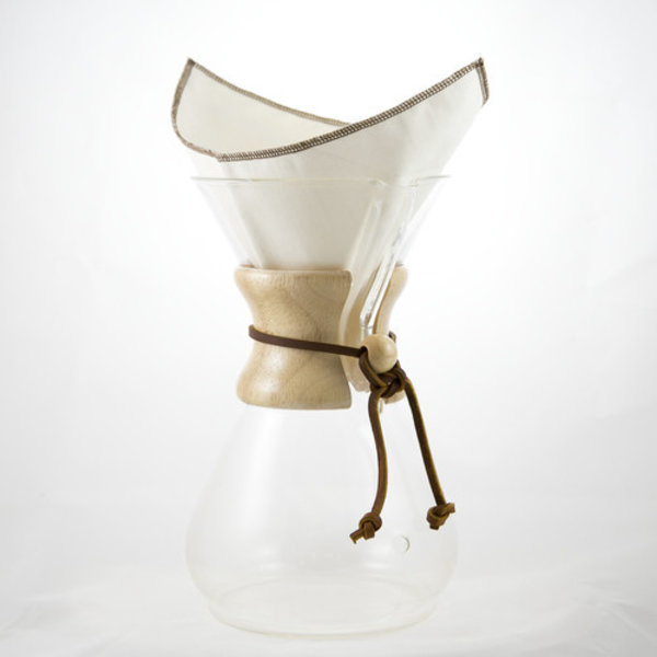 Coffee Sock Coffee Filters | Chemex® Style | 6-13 cup