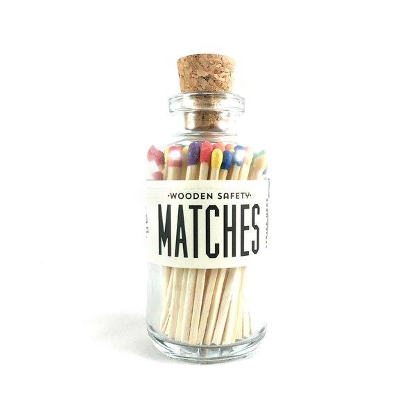 Made Market Co Matchstick Jar | Mini Apothecary