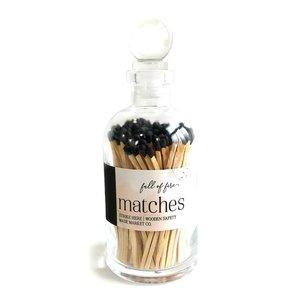 Made Market Co Matchstick Jar | Full of Fire