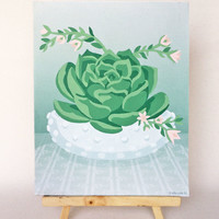 Elle Cree Paint-by-Number Kits | 8x10 Canvas