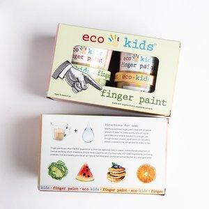eco-kids Finger Paint Kit   Eco-Kids