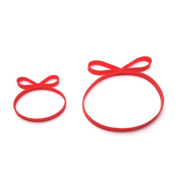 Monkey Business Gift Bands   Elastic Ribbon Multicolor