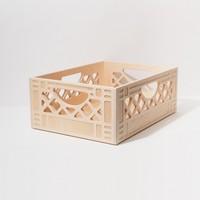 Wooden Milk Crates