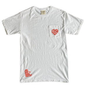 "Plenty Picked T-Shirt S/S | Eastside Mural Project | ""With Love"""