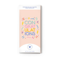 Sweeter Cards Chocolate Bar Card | Congratulations
