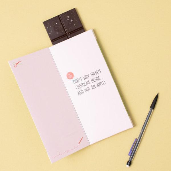 Sweeter Cards Chocolate Bar Card | Best Teacher Ever