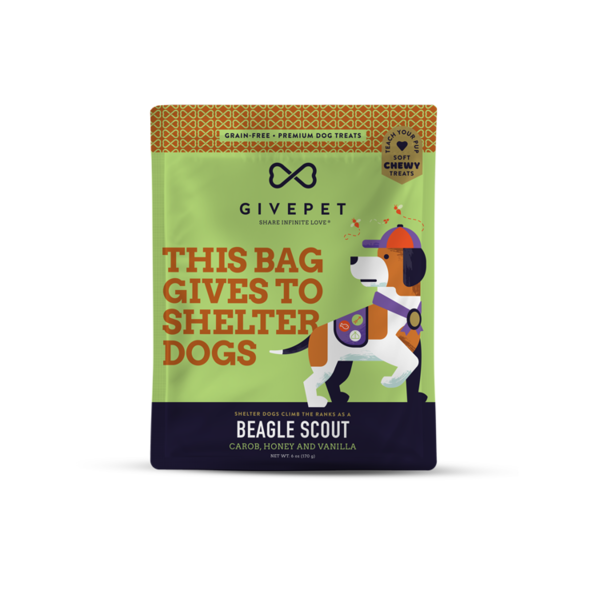 GivePet Dog Trainers   6oz Soft
