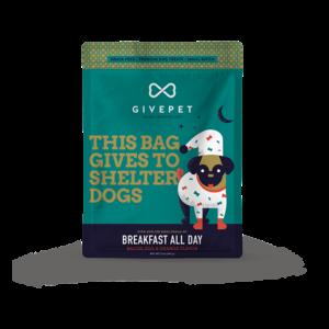GivePet Dog Treats   12oz Baked