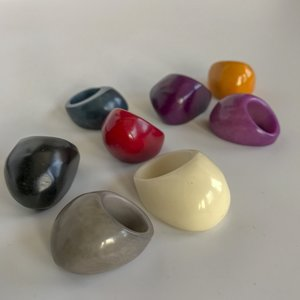 Ring | Tagua | Dulce Candy