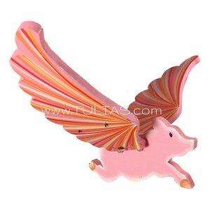 Tulia's Artisan Gallery Mobile | Flying Animals