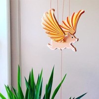 Tulia's Artisan Gallery Mobile | Flying Animals
