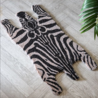 Esschert Design Doormat | Coir | Zebra Print