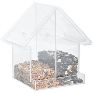 Esschert Design Window Feeder House | Acrylic Combi