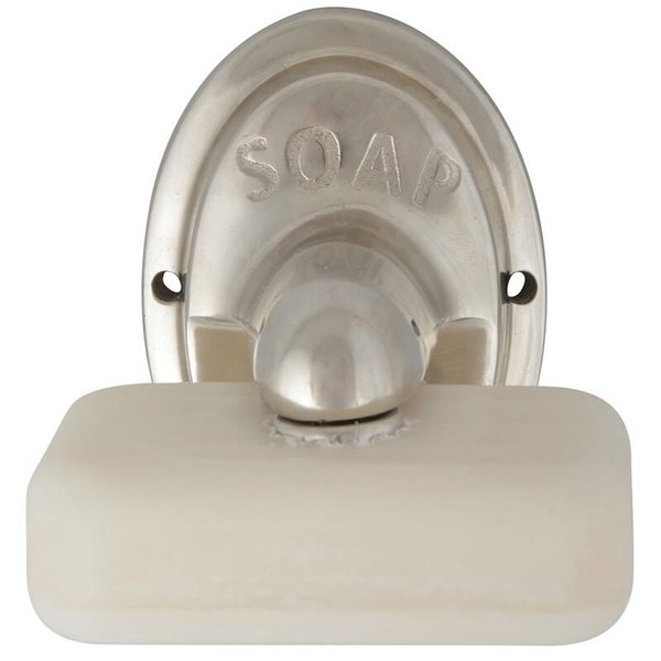 Esschert Design Soap Holder | Aluminum